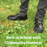 Back to School with Chipmunks Footwear