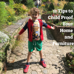 12 Tips to Child Proof Your Home and Furniture