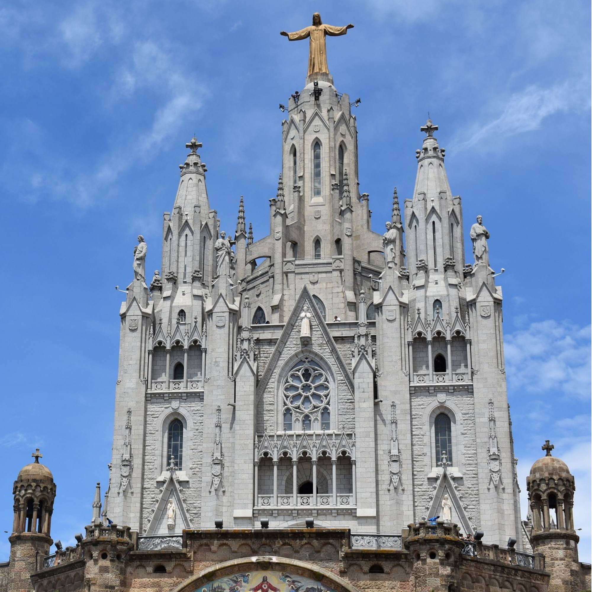 Five Free Places to Visit in Barcelona