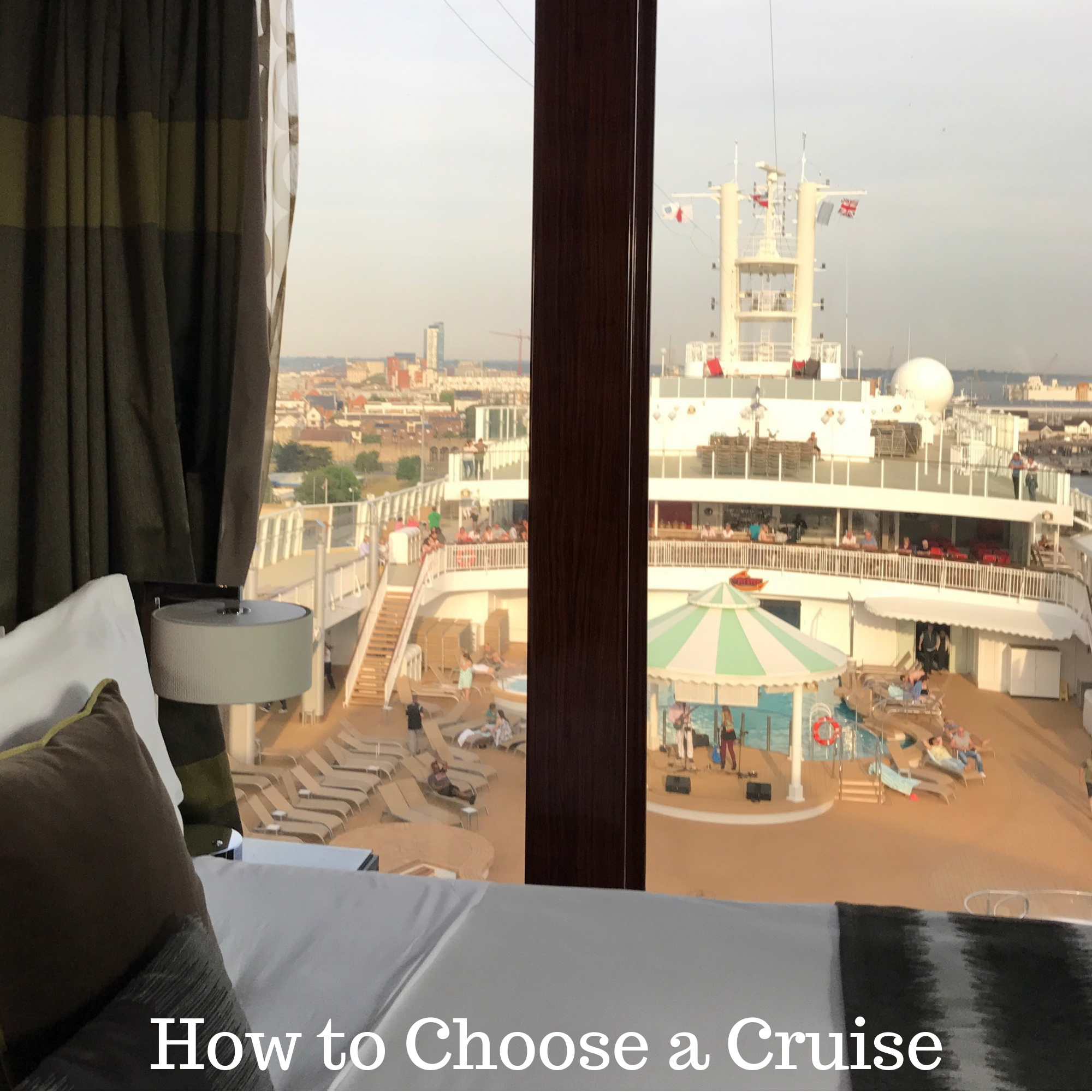 How to Choose a Cruise