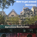 How to get around Barcelona