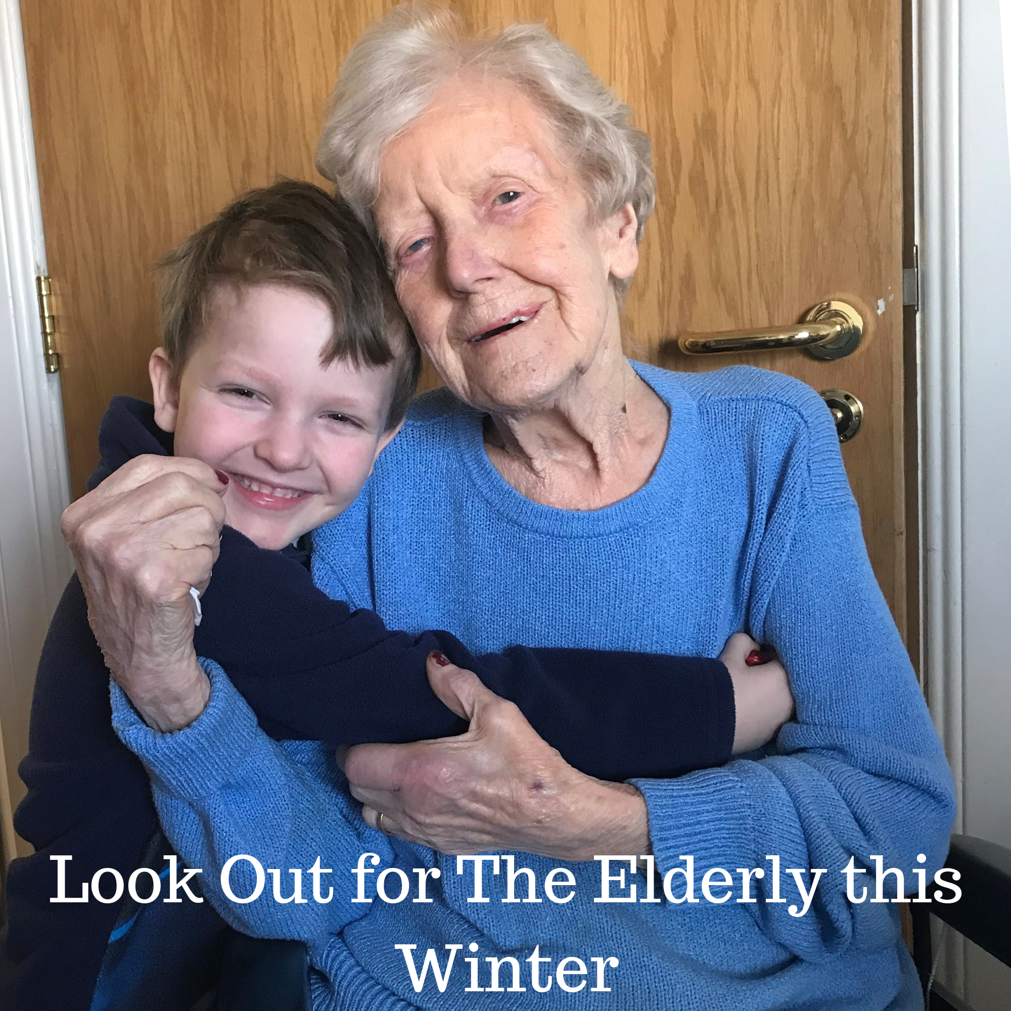 Look Out for The Elderly this Winter
