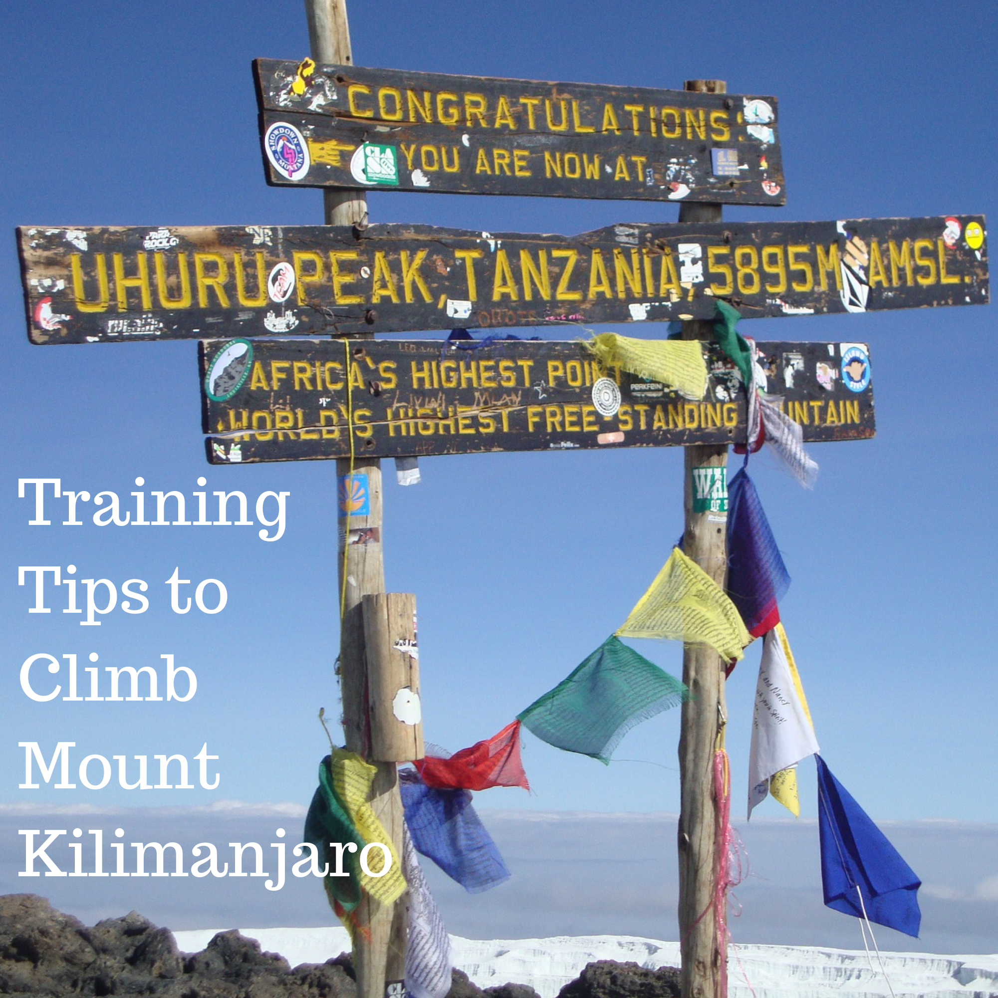 Training Tips to Climb Mount Kilimanjaro