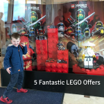 5 Fantastic LEGO Offers
