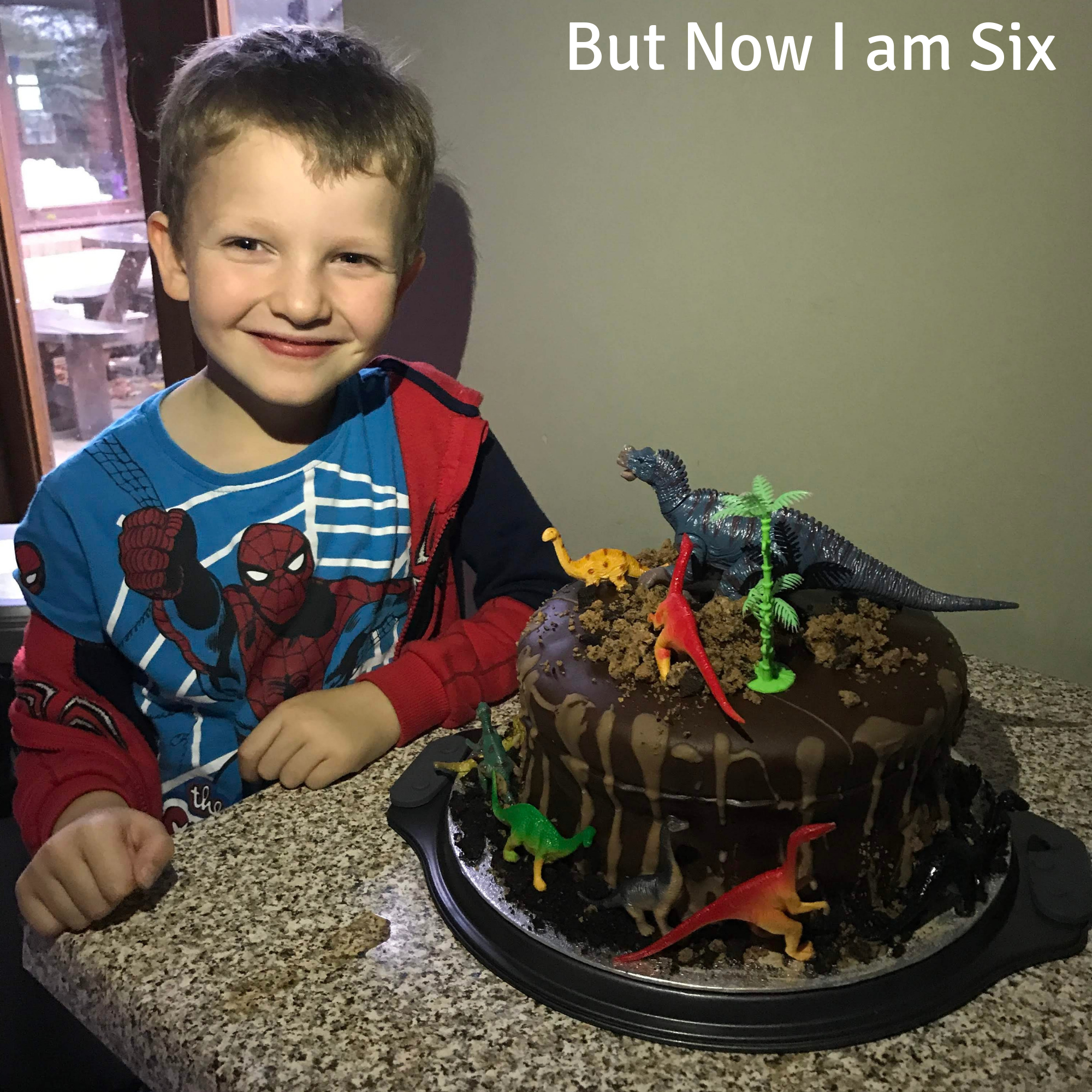 But Now I am Six