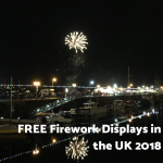 FREE Firework Displays in the UK 2018