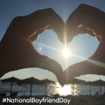 #NationalBoyfriendDay #Blogtober18