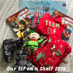 Our Elf on a Shelf 2018