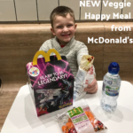 NEW Veggie Happy Meal from McDonald's