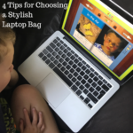 4 Tips for Choosing a Stylish Laptop Bag