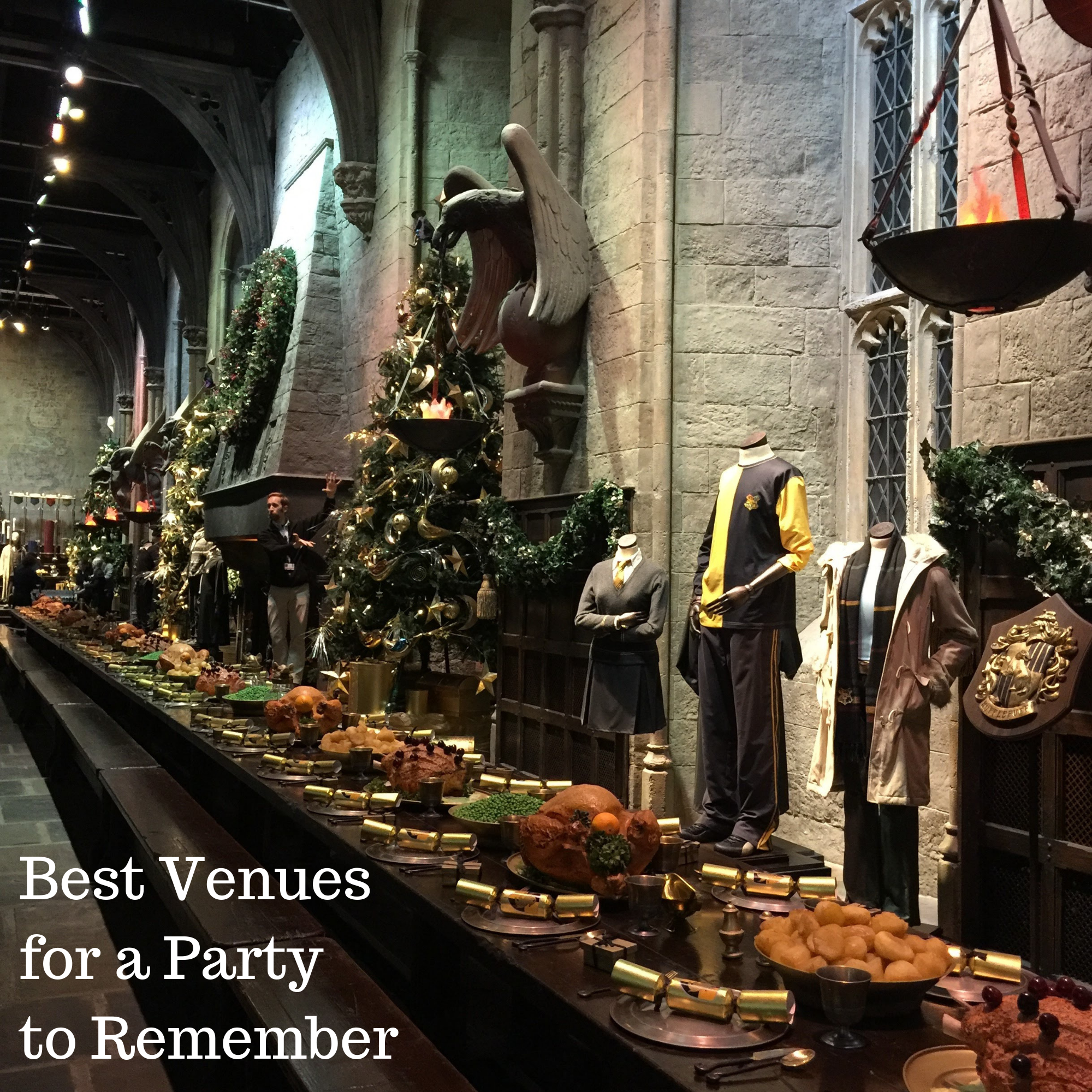 Best Venues for a Party to Remember