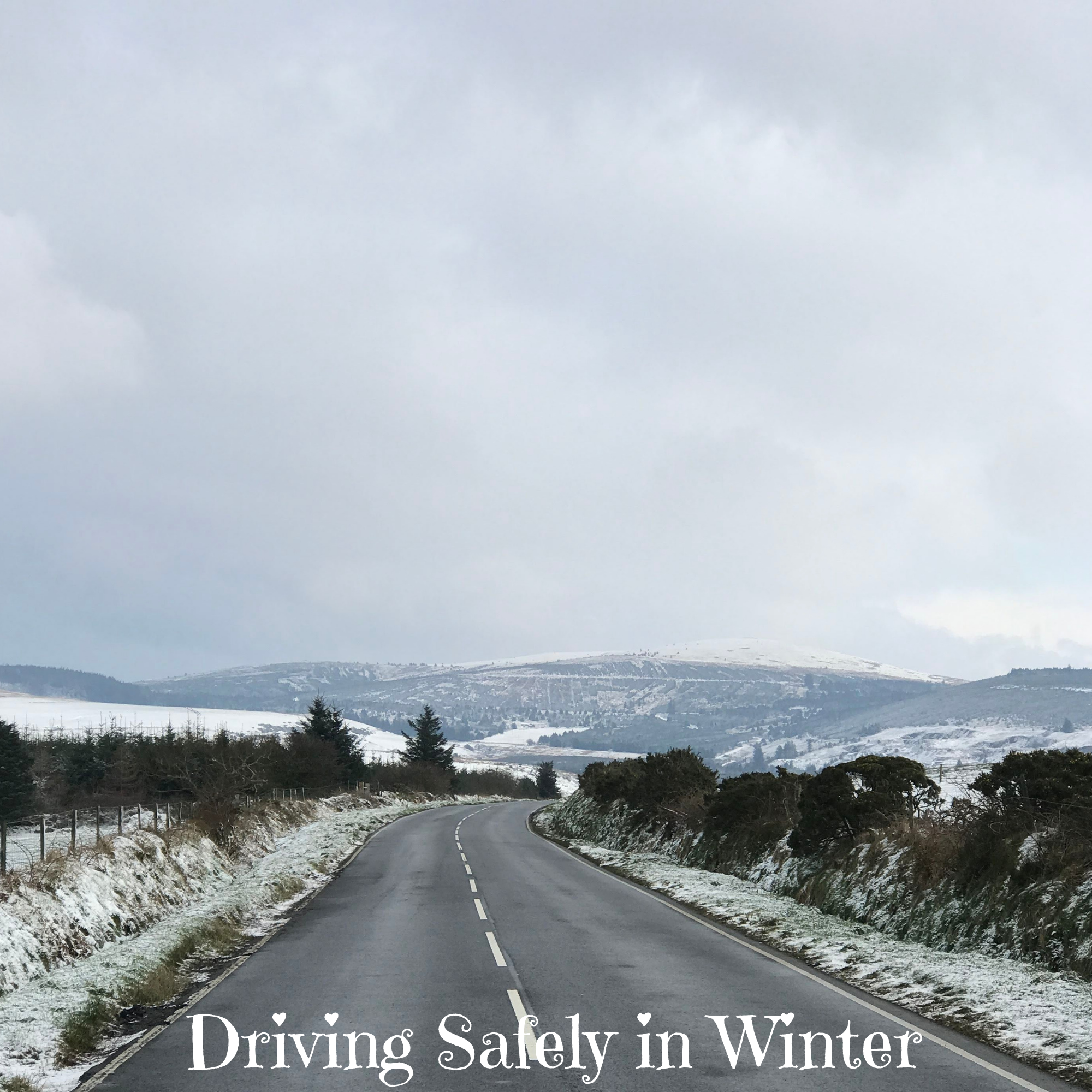 Driving Safely in Winter