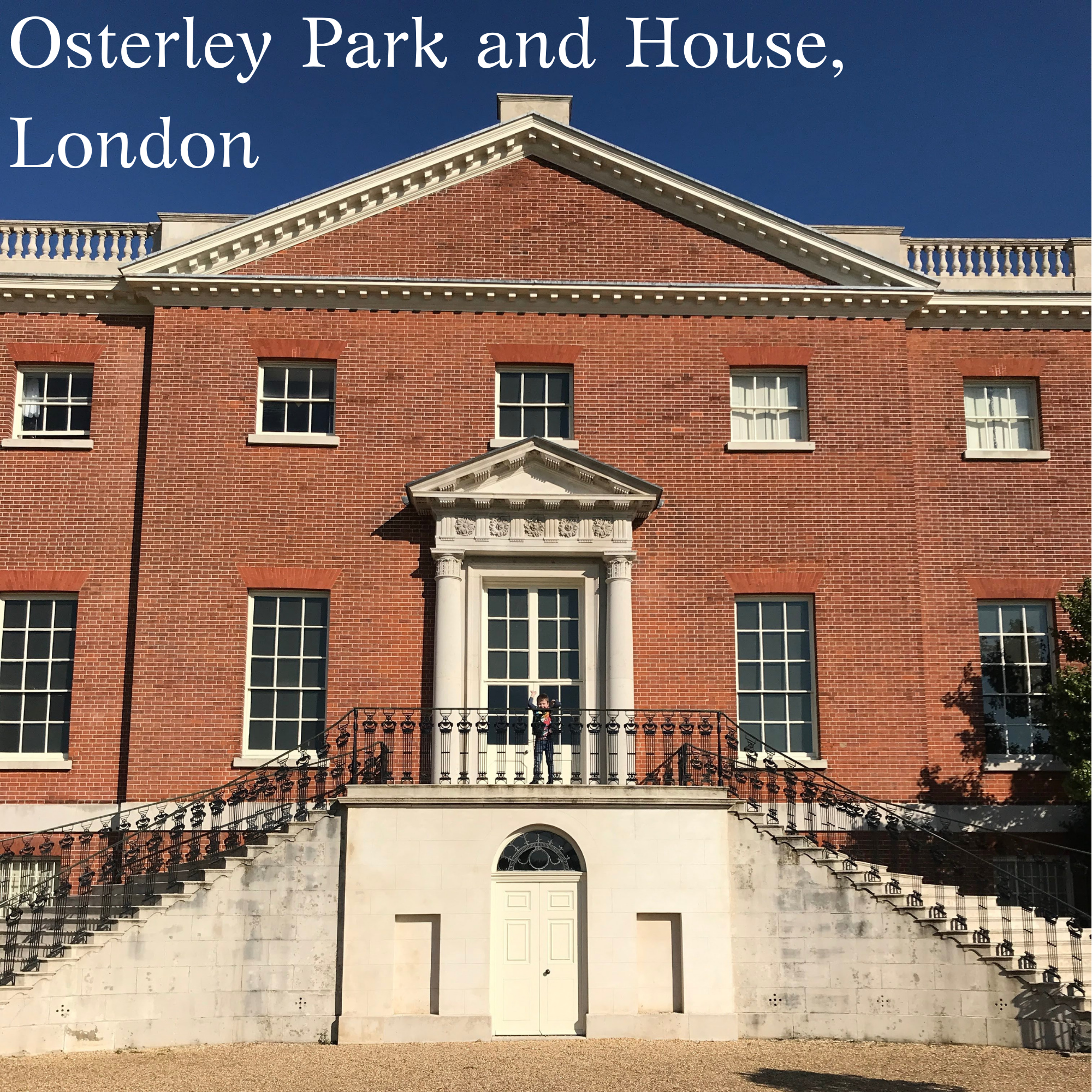 Osterley Park and House, London