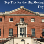 Top Tips for the Big Moving Day