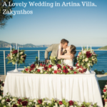 A Lovely Wedding in Artina Villa, Zakynthos