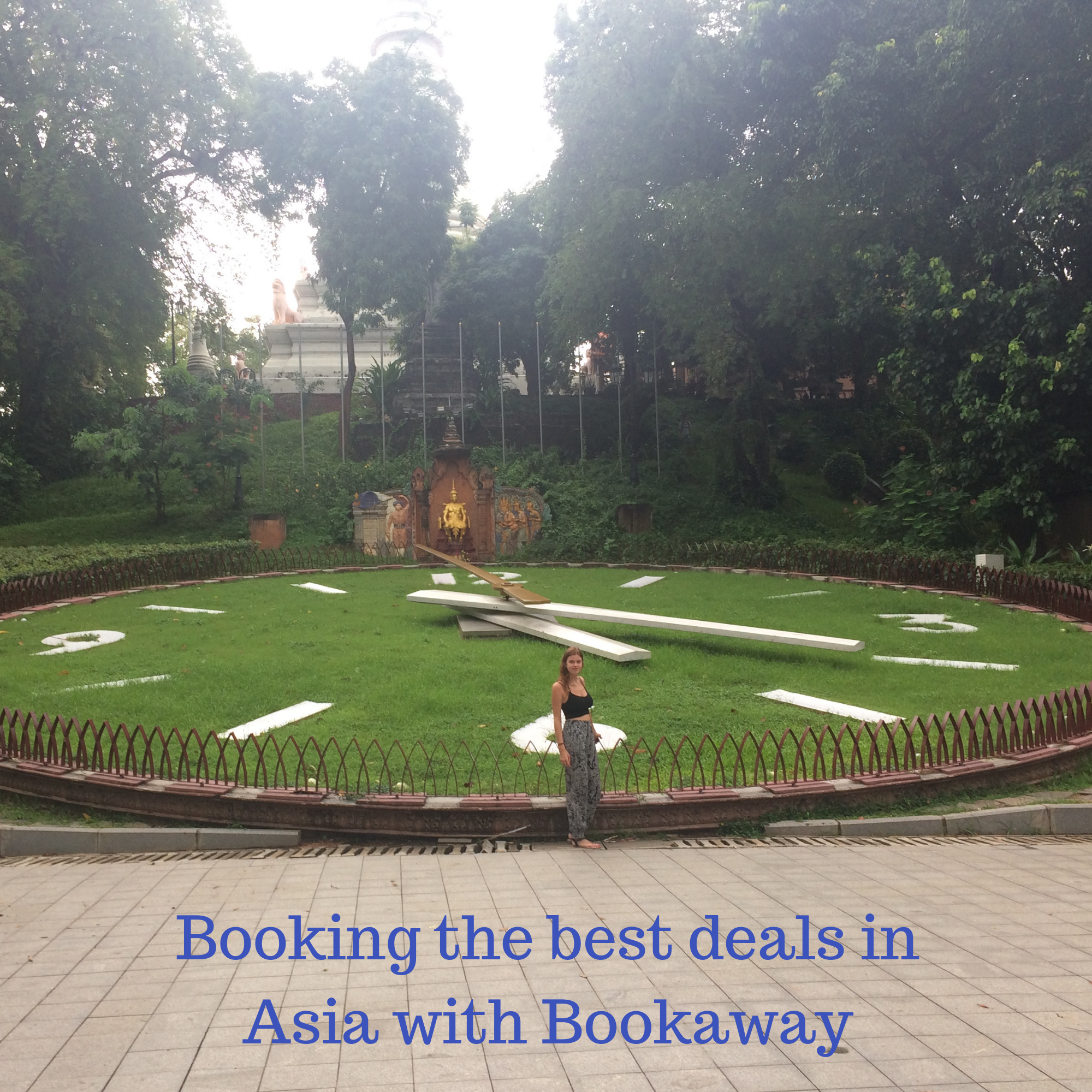 Booking the best deals in Asia with Bookaway