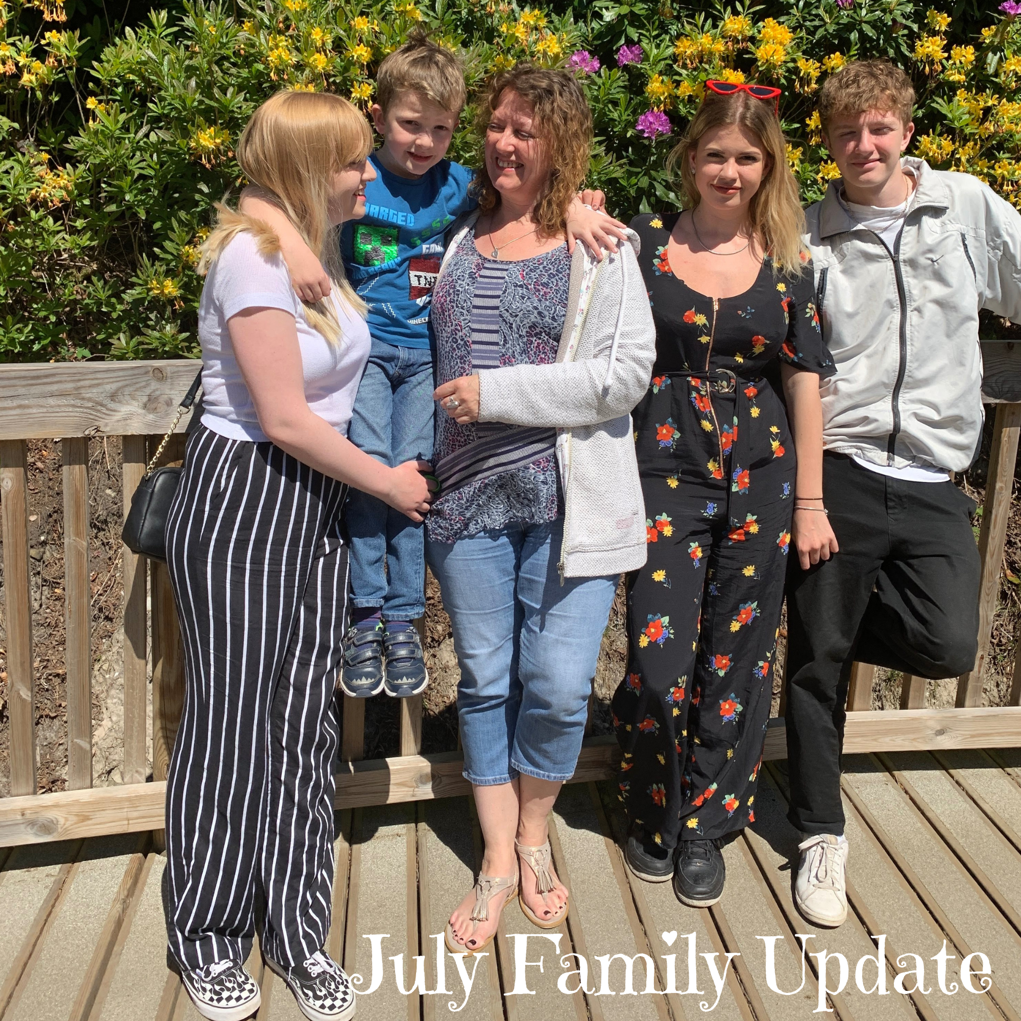 July Family Update