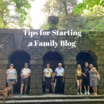 Tips for starting a family blog