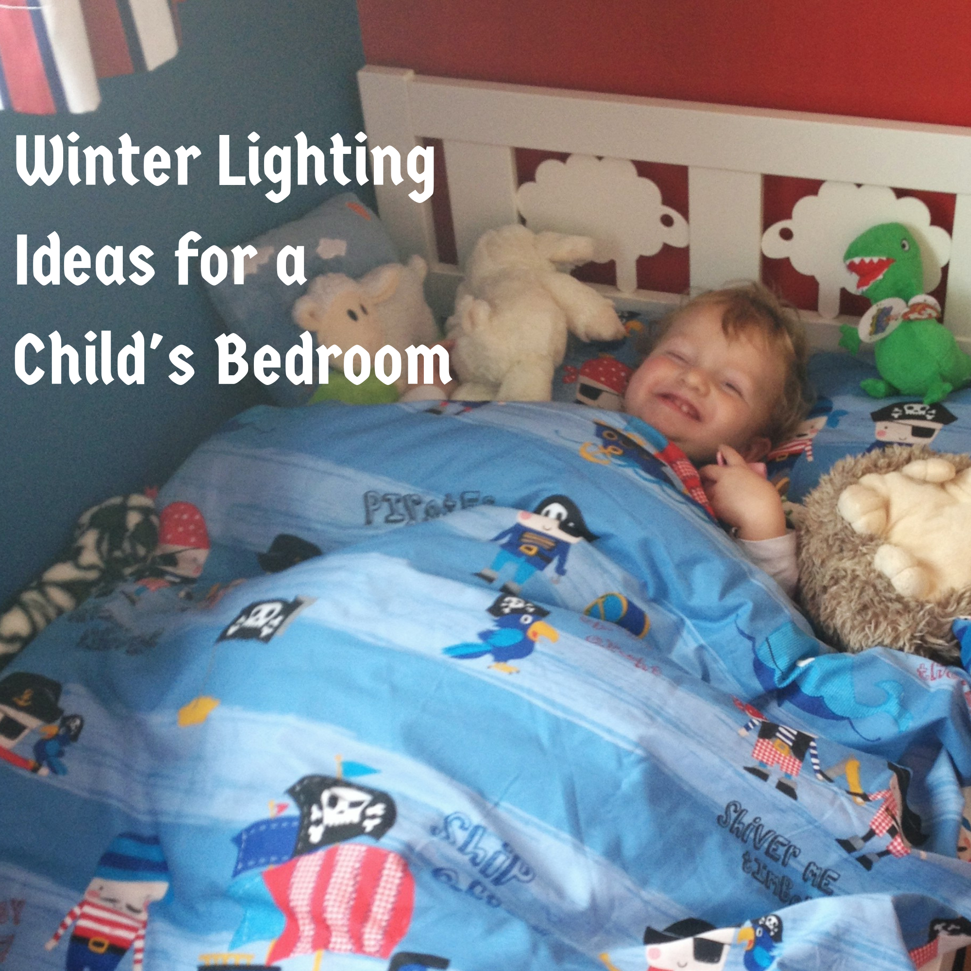 Winter Lighting Ideas for a Child's Bedroom