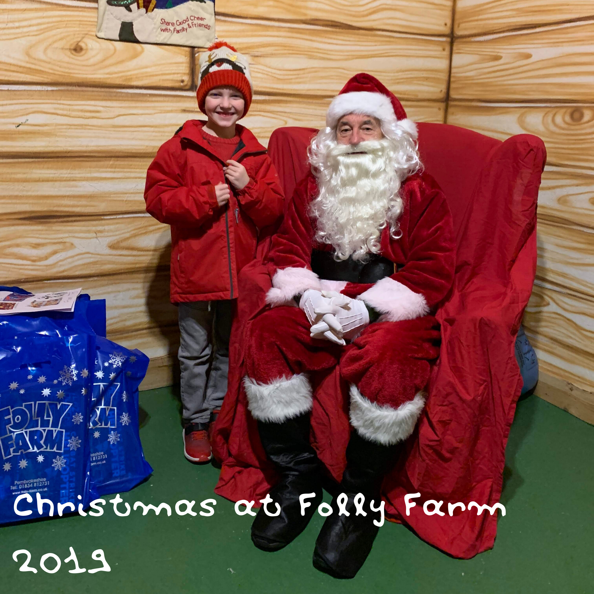 Christmas at Folly Farm