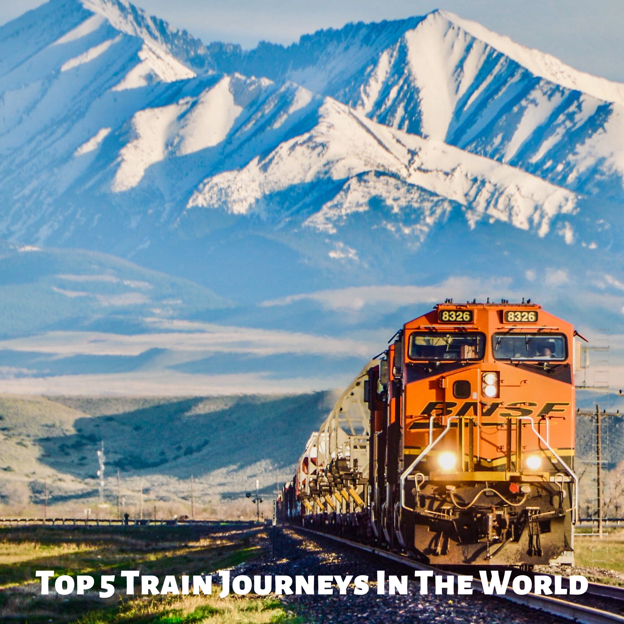 top 5 train journeys in the world