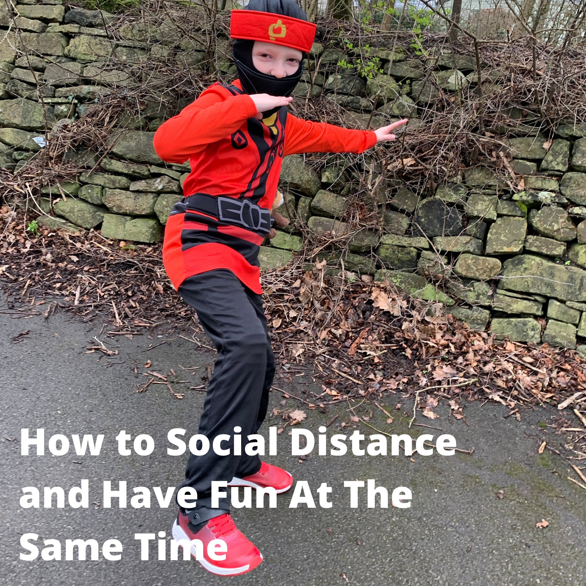How to  Social Distance & Have Fun At The Same Time