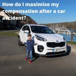 How do I maximise my compensation after a car accident?