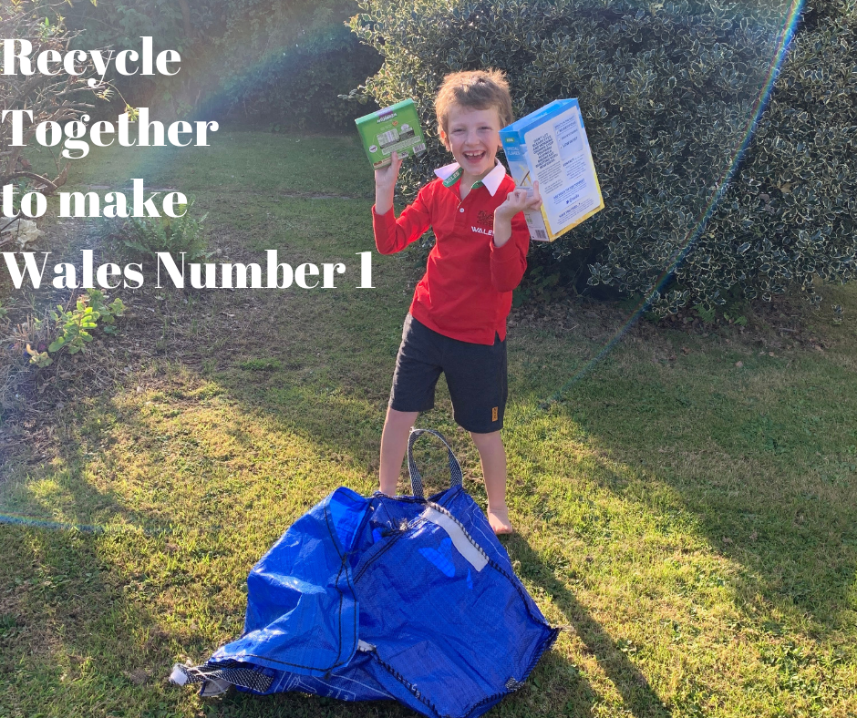 Recycle Together to make Wales Number 1