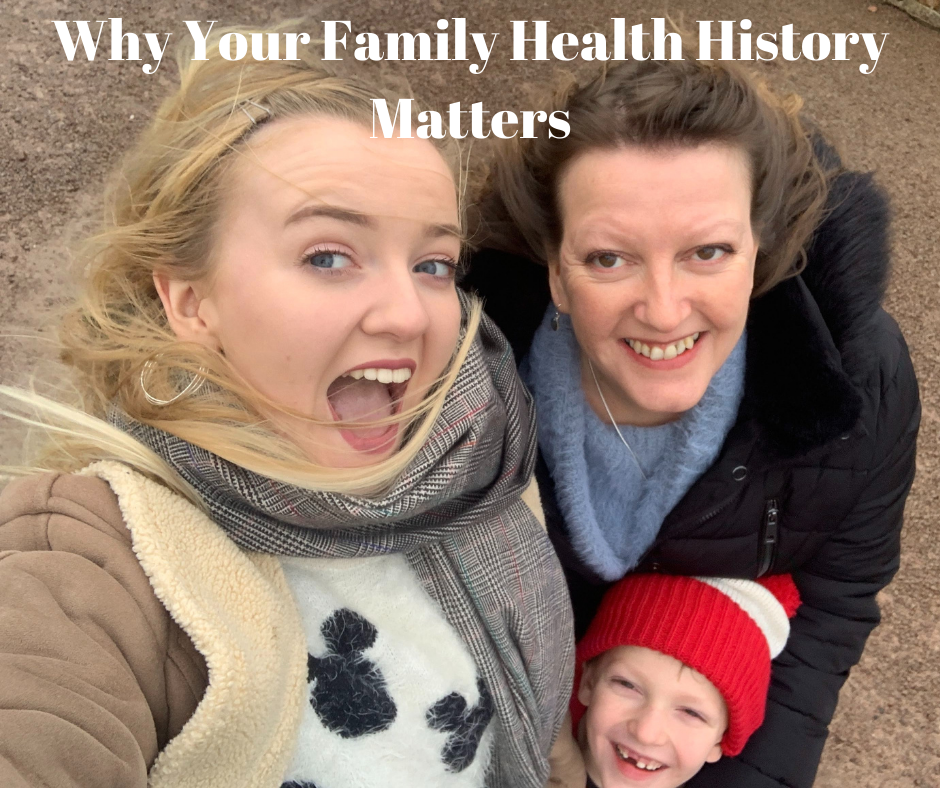 Why Your Family Health History Matters