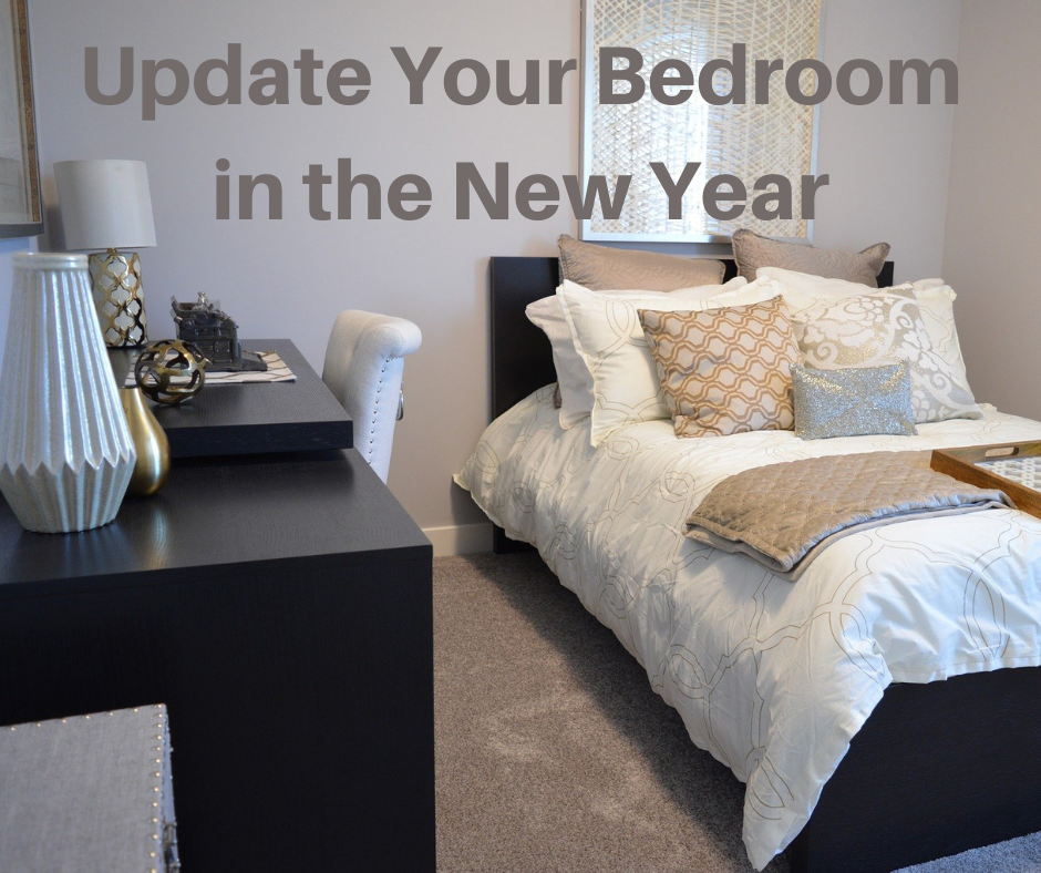 Update Your Bedroom in the New Year