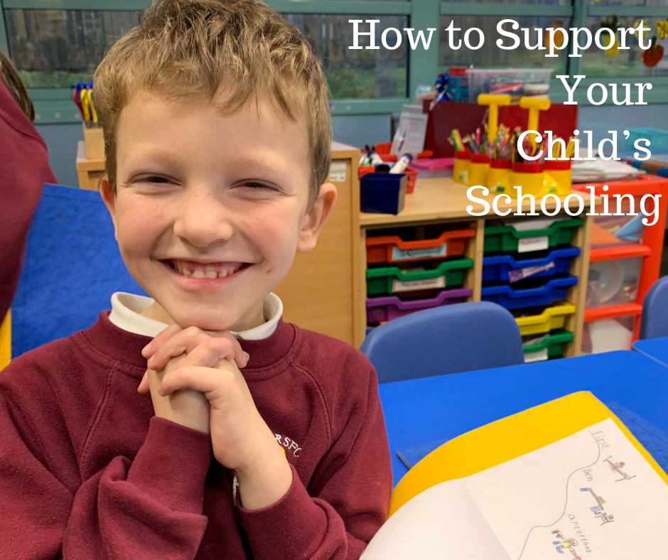 How to Support Your Child's Schooling