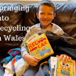 Springing into Recycling in Wales