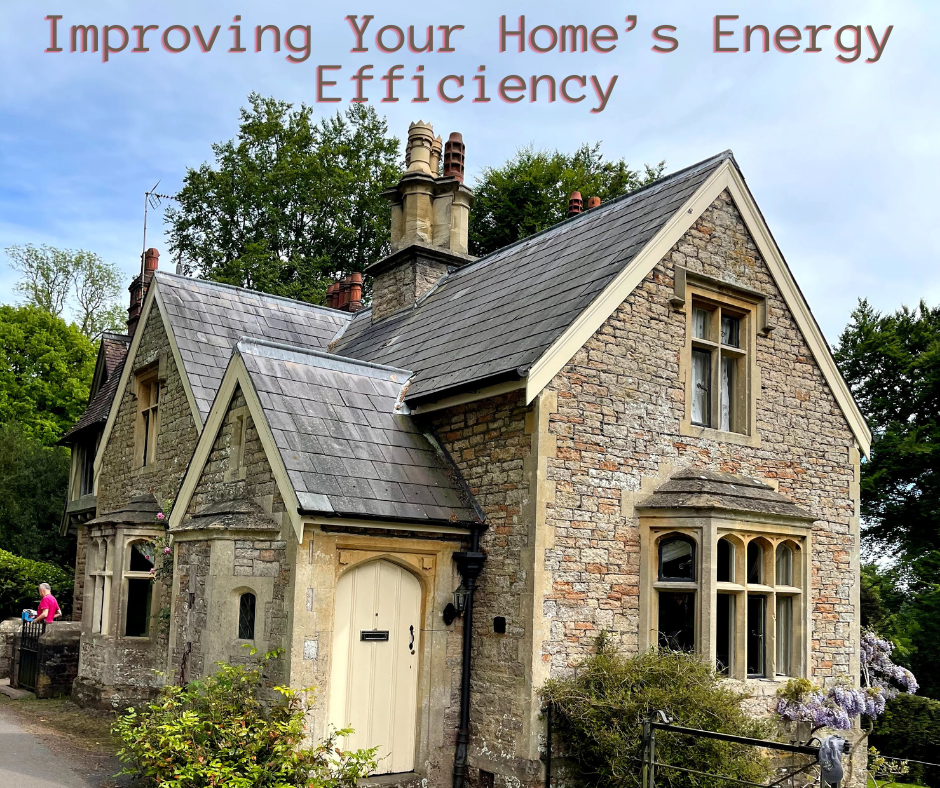 Improving Your Home's Energy Efficiency
